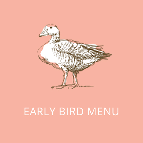 heifer and hen early bird menu